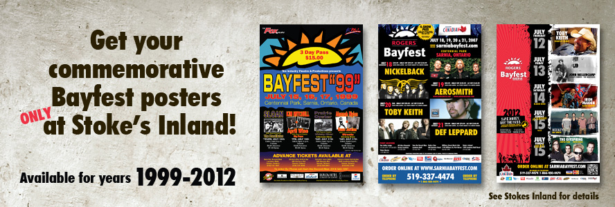 Bayfest Poster Collection